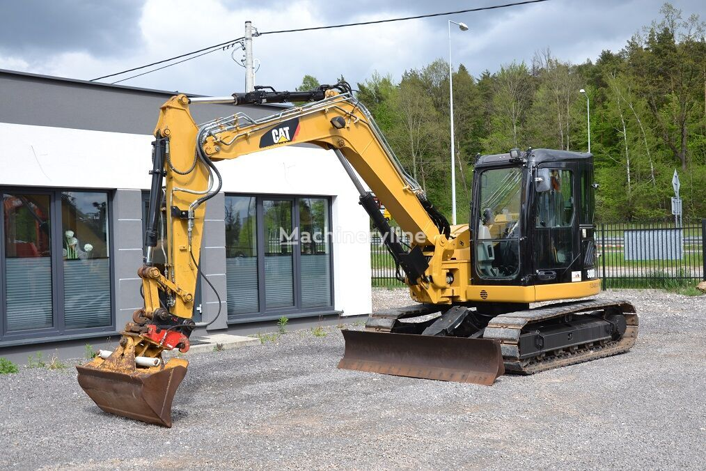 CATERPILLAR 308D mini digger