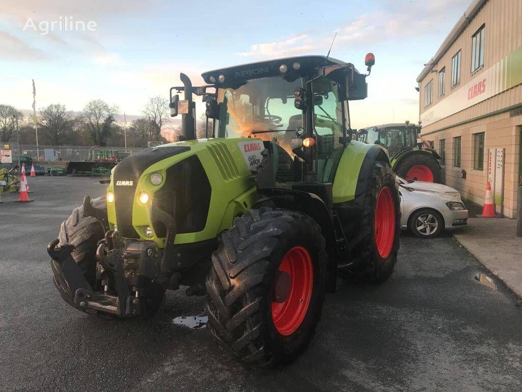 new CLAAS Arion 640 Cebis wheel tractor