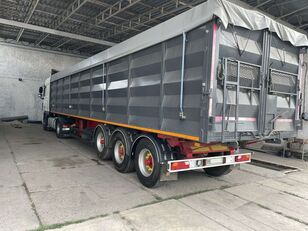 SCHMITZ CARGOBULL SPR 24 Контейнеровоз самосвал зерновоз 60м3 grain semi-trailer