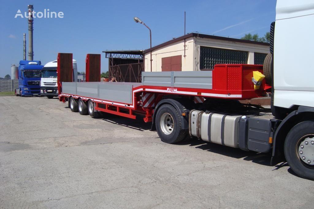 ATC ANN low bed semi-trailer