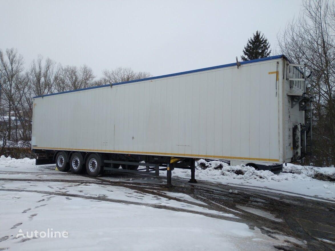 Schmitz SW 24 Walkingfloor (92m3, 10mm) walking floor semi-trailer