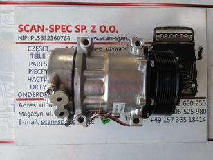 new SCANIA (1376998) AC compressor for SCANIA serie 4 tractor unit