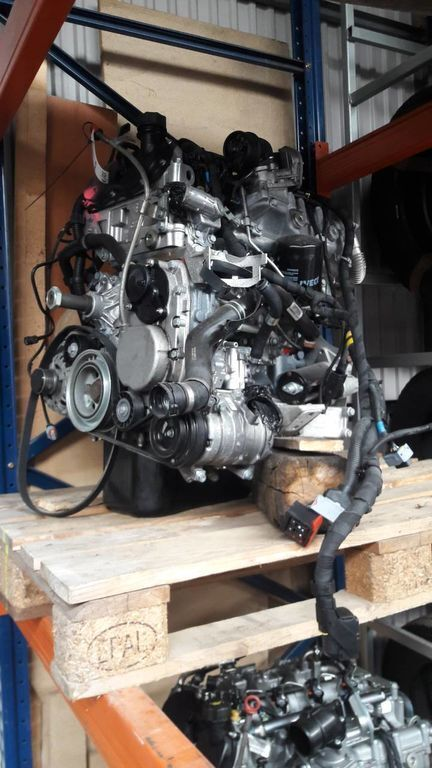 new IVECO dayli engine for IVECO commercial vehicle