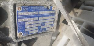 DAF ZF NEW ECOSPLIT 16 S 2023 TDL gearbox for DAF XF / CF truck
