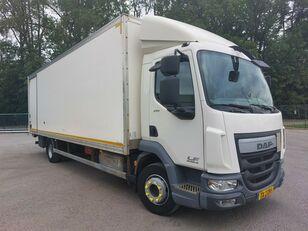 DAF LF 210 Koffer + HF box truck