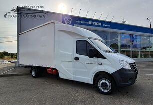 new GAZ A21R25 box truck