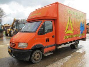 RENAULT 130.35 box truck