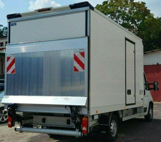 new FIAT Ducato Maxi Koffer mit LBW Klima Tempomat SOFORT box truck
