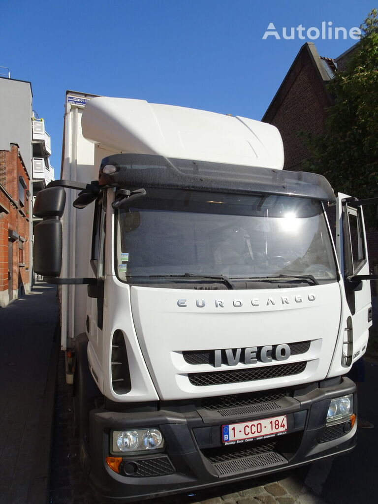 IVECO EuroCargo ML120 box truck
