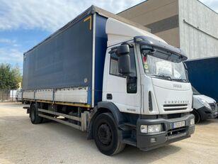 IVECO EUROCARGO ML180E28P curtainsider truck