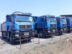 new HOWO C7P dump truck