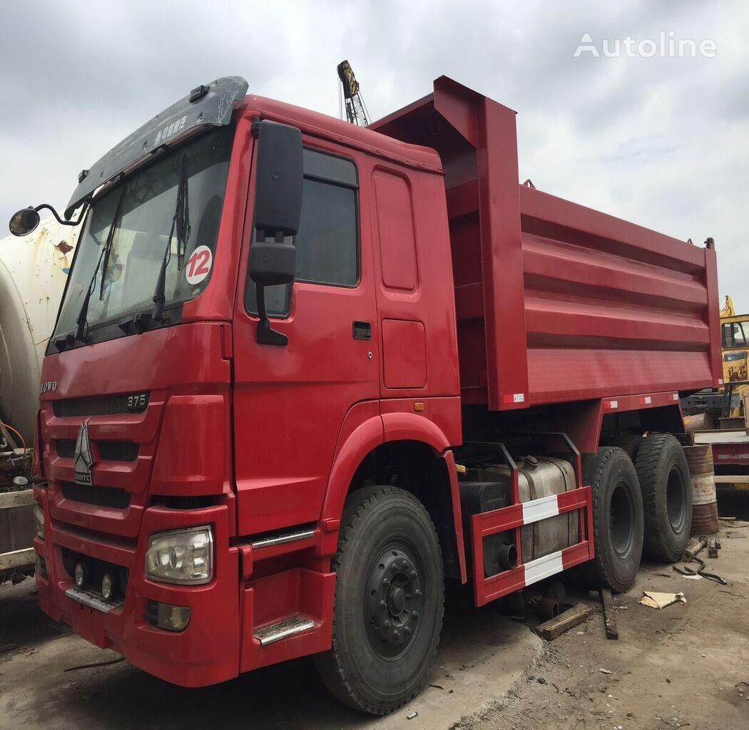 HOWO CW459 dump truck