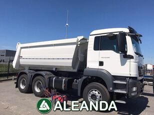 MAN TGS 33.400 dump truck