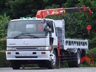 HINO Ranger flatbed truck