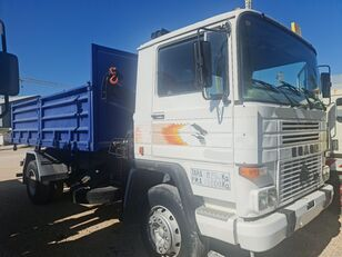 PEGASO 1217 HIAB 071 flatbed truck