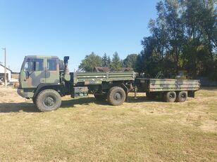 new Stewart & Stevenson flatbed truck