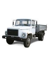 GAZ 3309 flatbed truck