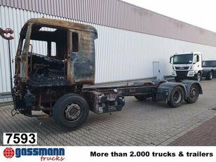 MAN TGA 26.440 6x2 BL Brandschaden TGA 26.440 6x2 BL Brandschaden hook lift truck