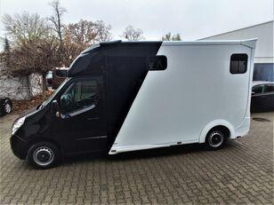 new OPEL Movano Furgon horse truck