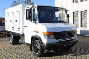 MERCEDES-BENZ Vario613D ICE-33°C 182tkm Radstand3150 Euro 5 ice cream truck