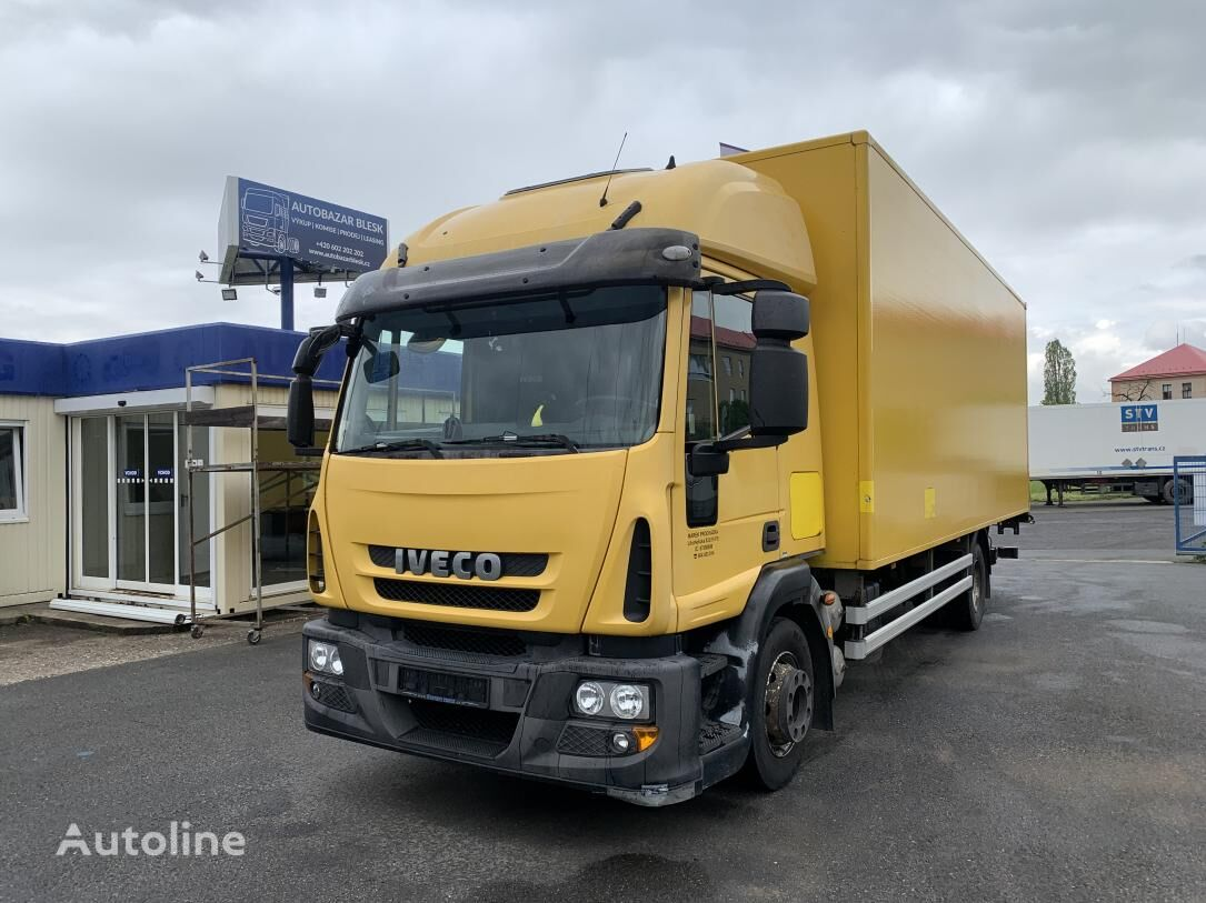 IVECO ML 120E28 Euro 5, Čelo isothermal truck