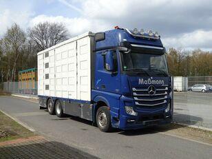 MERCEDES-BENZ Actros 2551 6x2  livestock truck