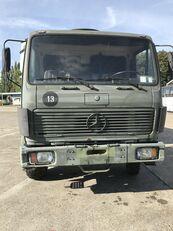MERCEDES-BENZ 1017  4x4  KIPPER military truck