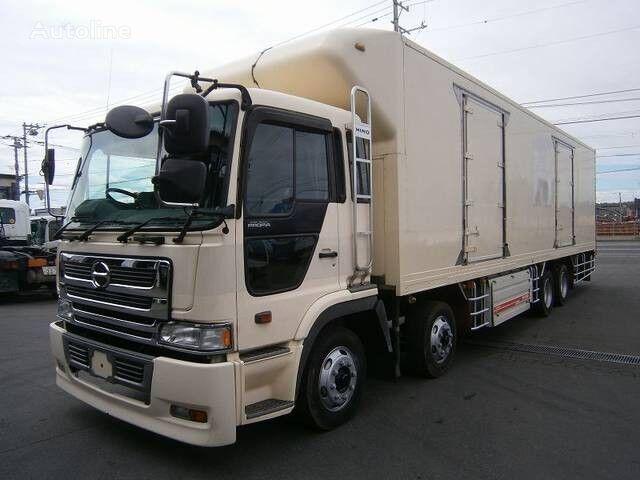 HINO Profia refrigerated truck