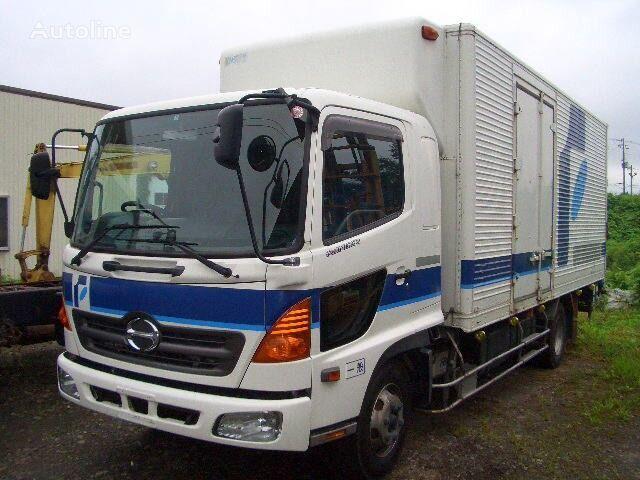 HINO Ranger refrigerated truck