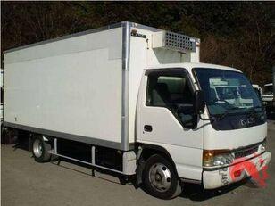ISUZU Elf refrigerated truck