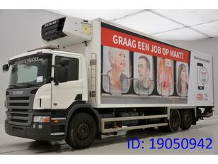 SCANIA P280 - 6x2 refrigerated truck