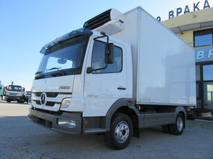 MERCEDES-BENZ 1018 ATEGO '01 refrigerated truck