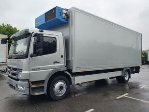 MERCEDES-BENZ Atego 1529 refrigerated truck + refrigerated trailer