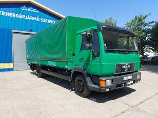 MAN TGL  9.163  Tail lift  72tkm!!! tilt truck