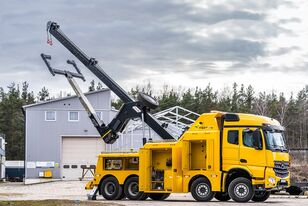 new MERCEDES-BENZ AROCS 5 4153 tow truck