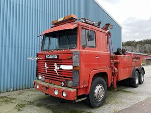 SCANIA 141 tow truck