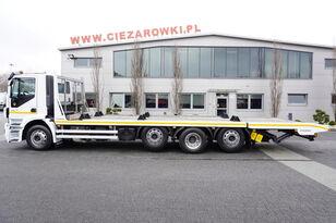 IVECO Stralis 360 , EEV , 8X2 , tridem , load 17t , 8,8m long , retard tow truck