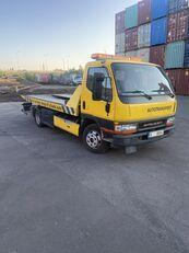 MITSUBISHI canter tow truck